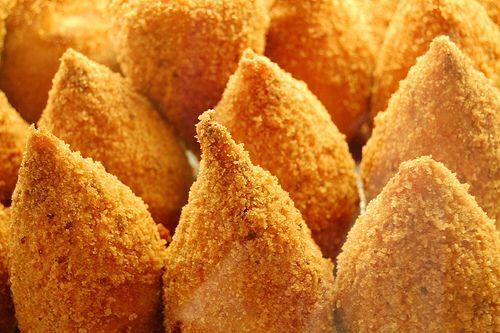 Gli arancini siciliani sono cosìì