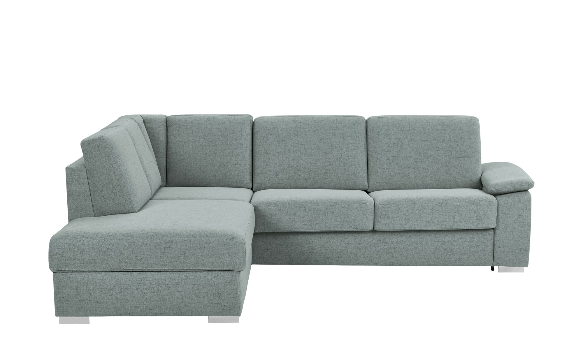 Ecksofa Grau Webstoff Betty Ecksofa Sofa Couch