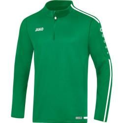 Photo of Jako Men's Ziptop Striker 2.0, size L in sport green / white, size L in sport green / white Jako