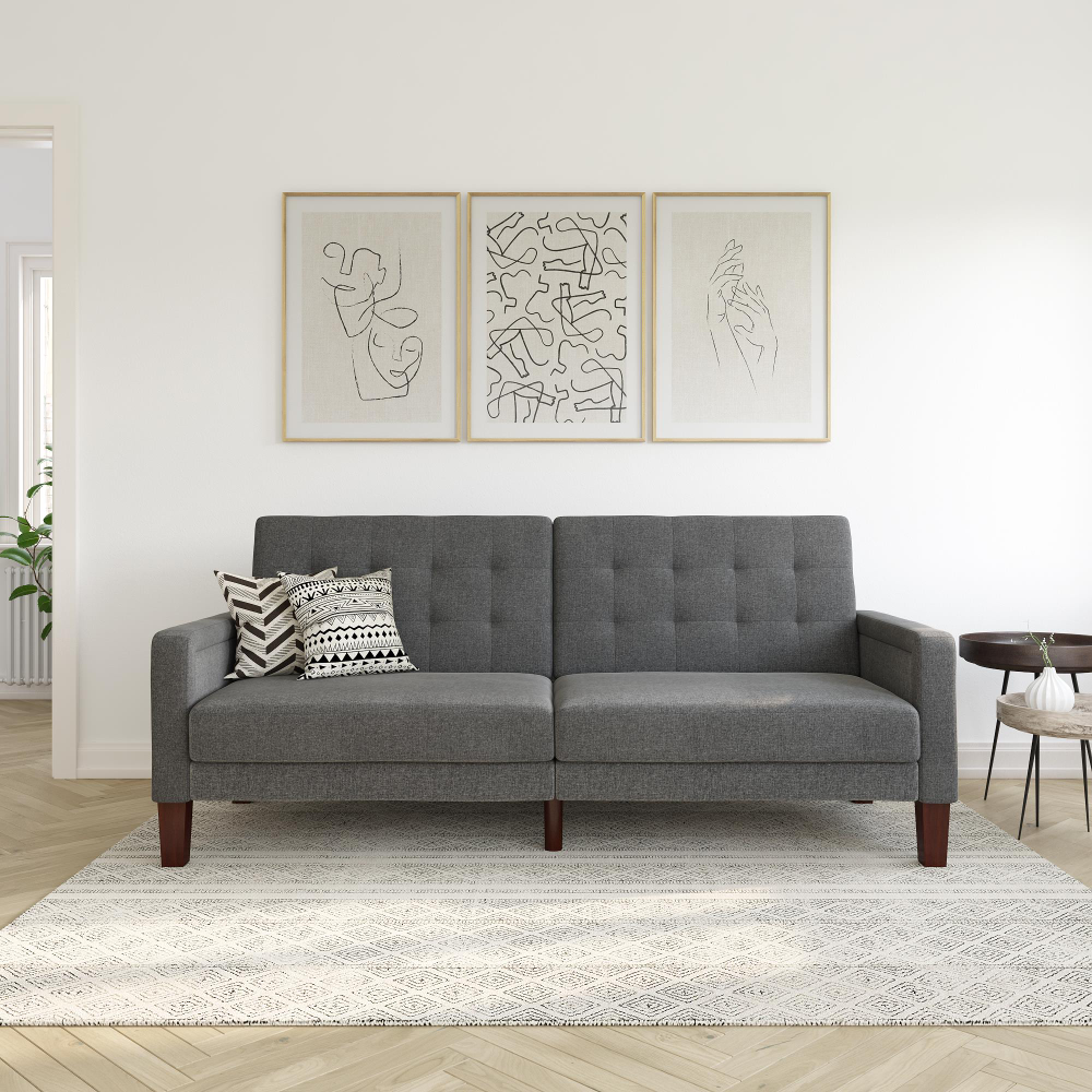 Home Sofa Bed For Small Spaces Tufted Sofa Sofa Bed