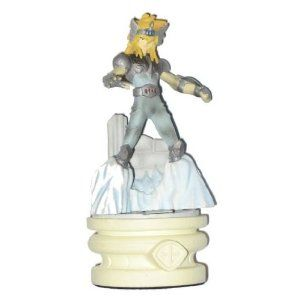 Saint Seiya Chess Piece Figure - Hyoga