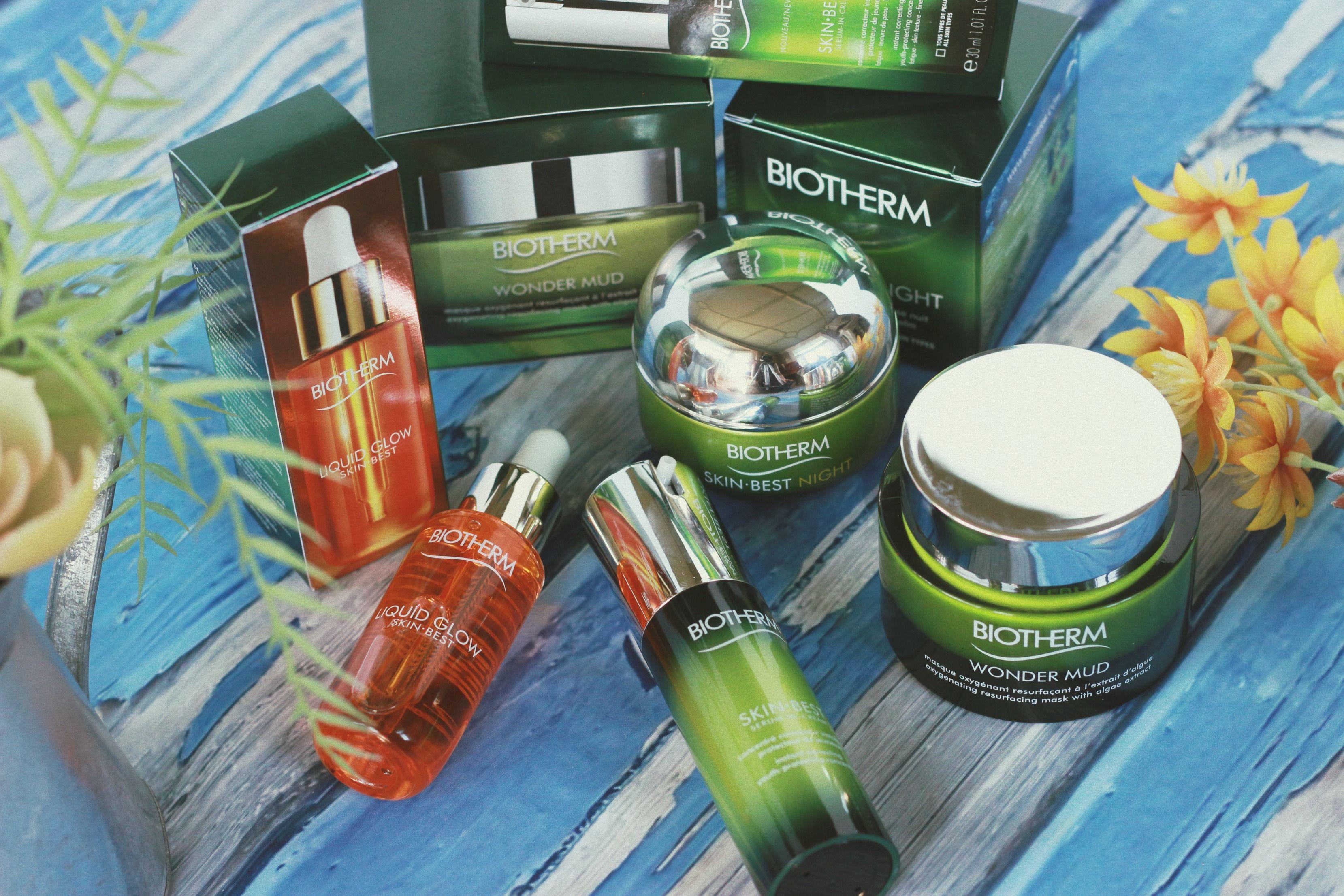 Biotherm Skin Best Review Skin Best Serum In Cream Skin Best Night Biotherm Masque Skin Best Wonder Mud Liquid Glow Instant Complexio Piel Sana Sana Piel