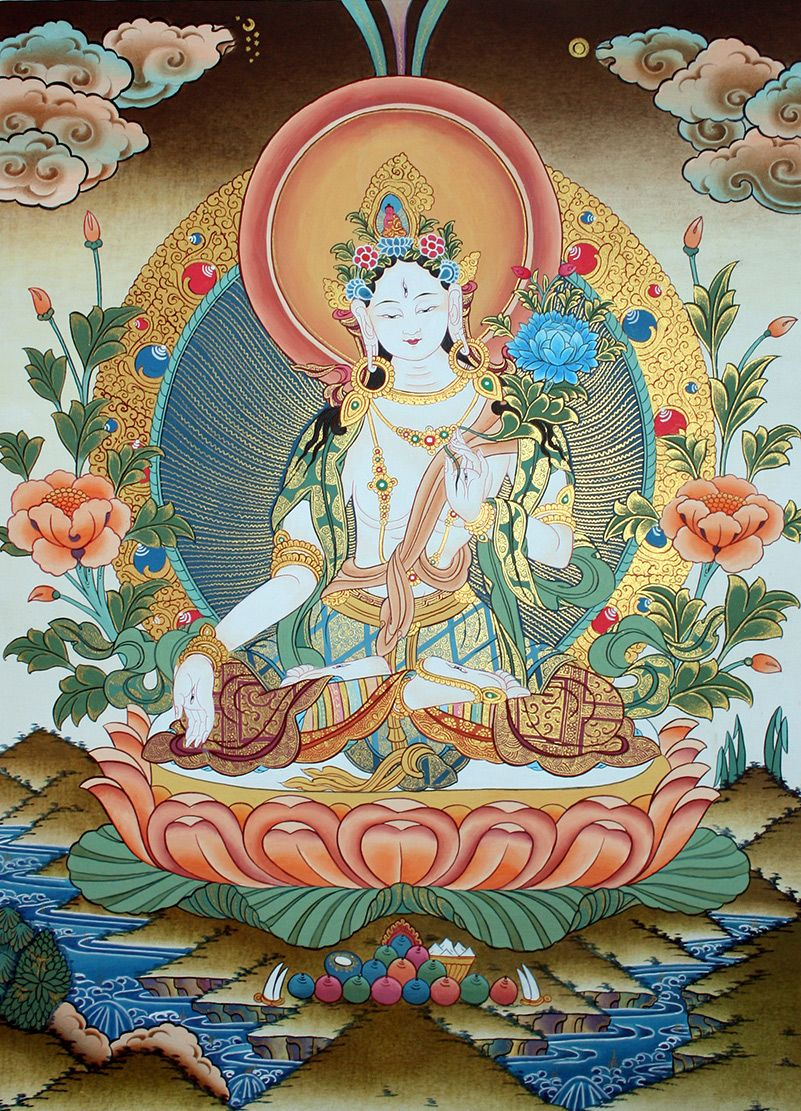 Pin by Traditional Art of Nepal on Tara in 2019 | Vajrayana