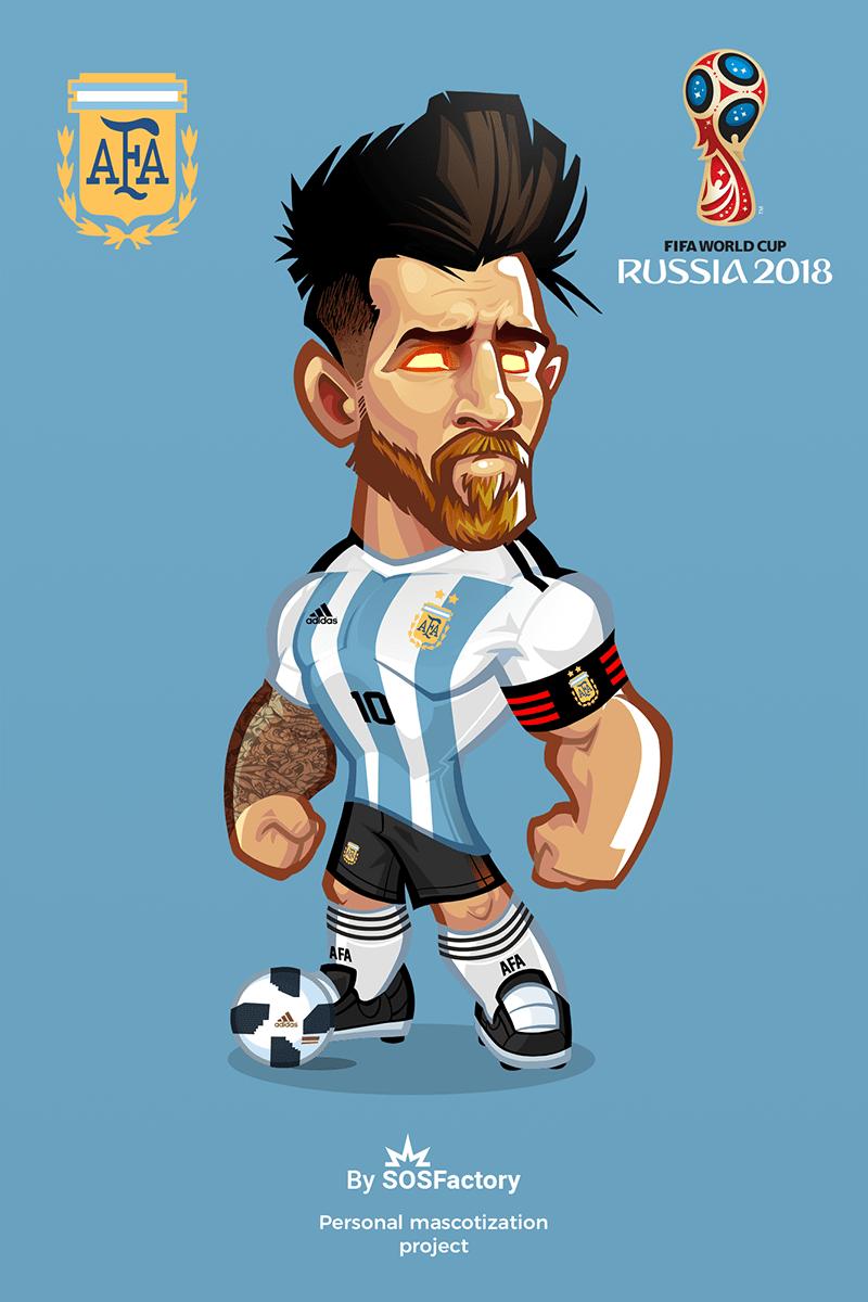 300 Mascot Designs Challenge Gifs De Futbol Dibujo Jugador De Futbol Poster De Futbol