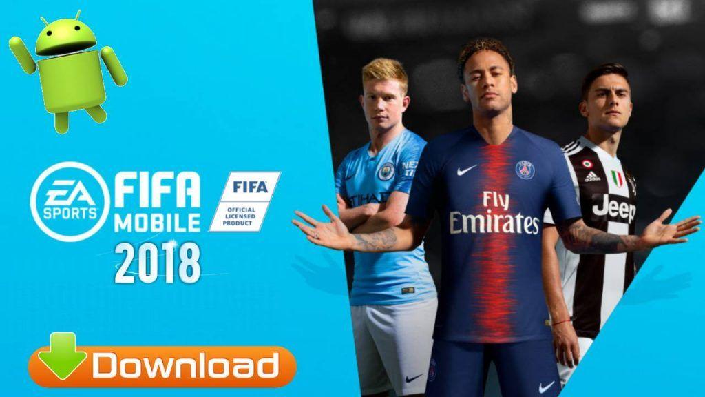 fifa 18 mobile download apk hack