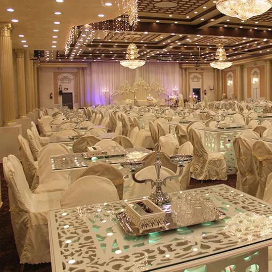 أرخص 8 قاعات أفراح بالرياض مجلة رجيم Table Decorations Decor Home Decor
