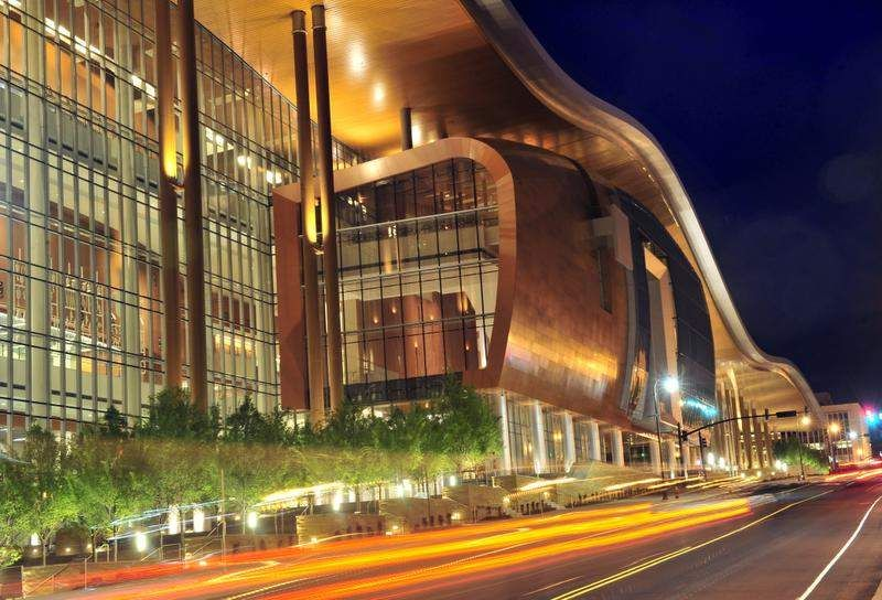 Music City Center is already thinking bigger Nashville
