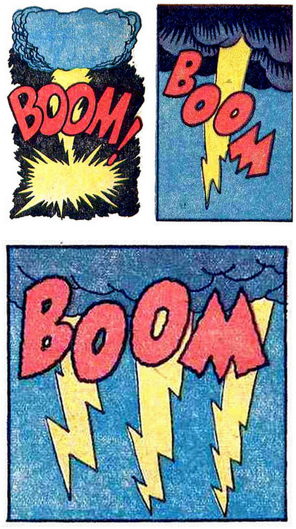 Boom Boom I Want You In My Room : Typeverything.com, Boom., Typeverything, Cartoon, Vintage, Comics