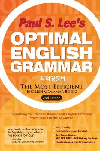 Download Free Optimal English Grammar The Most Efficient English