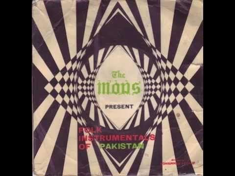 the mods - folk instrumentals of pakistan 1968