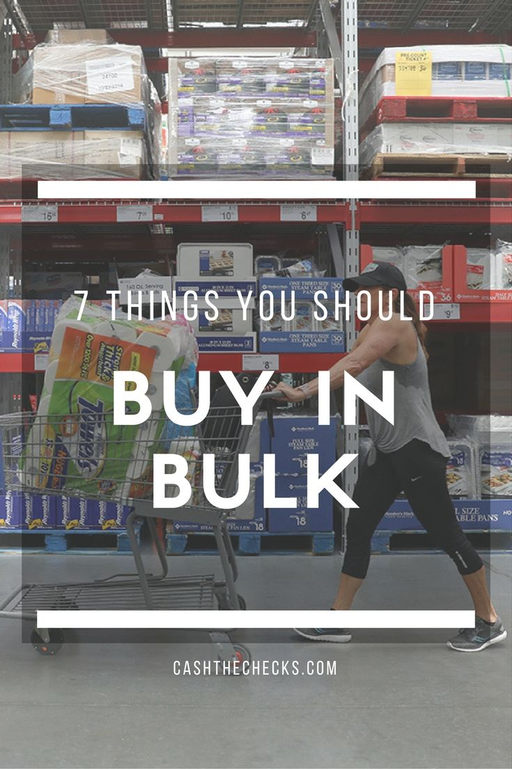 bulk purchase finance