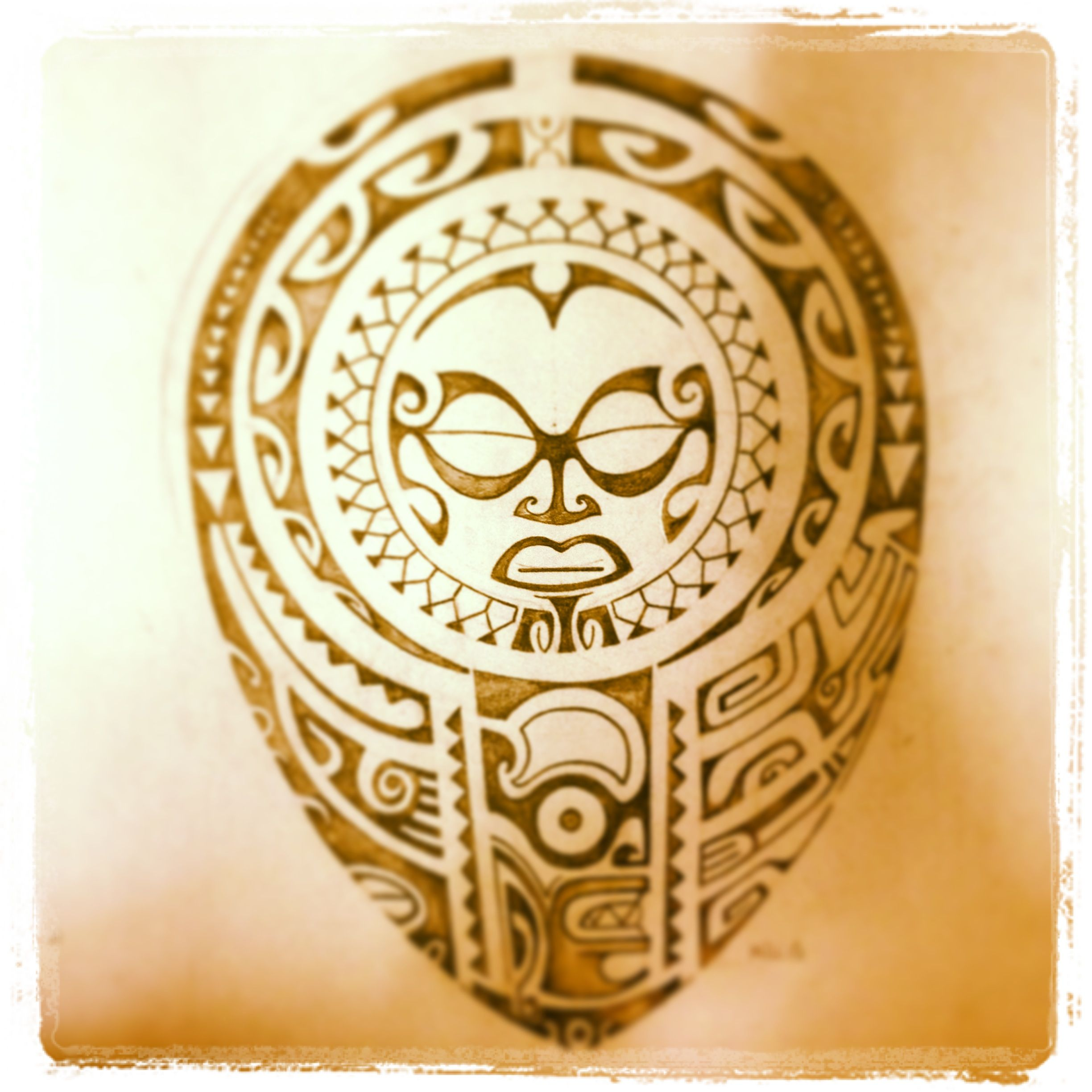 Cool Polynesian Wall Art Pictures Inspiration - The Wall Art ...