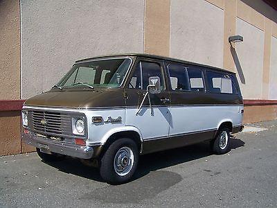 1975 Chevy Van Chevy Van Gmc Vans Van