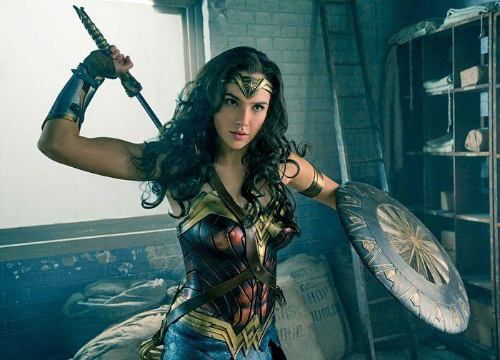 Gal Gadot as Wonder Woman #WonderWoman #GalGadot