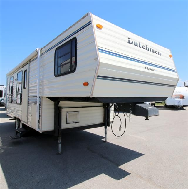 Used 1995 Jayco Eagle Fifth Wheel Trailer For Sale In Richmond In
