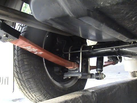 Bench Seat Spring Repair Kit