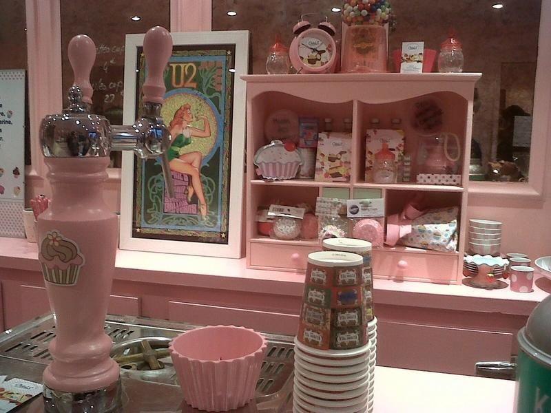 Ideas de decoraci n para tienda de cupcakes chloe par s for Decoracion de interiores paris