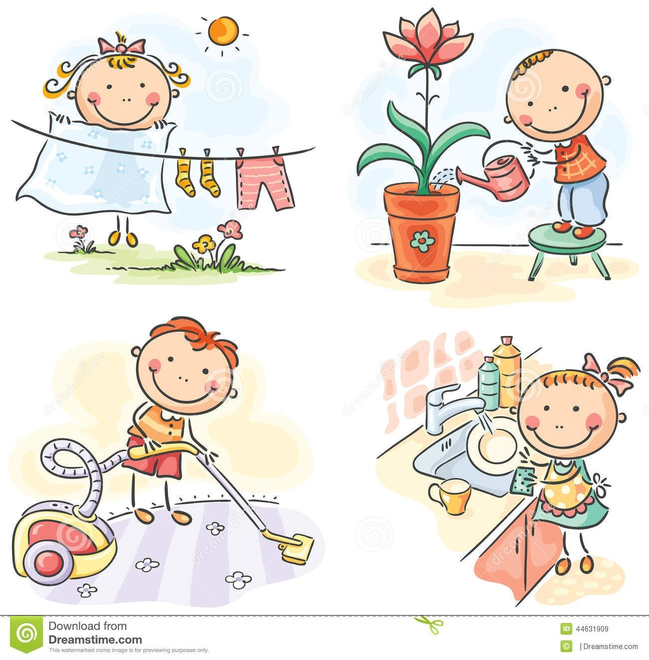 kids helping their parents | fun and creative | pinterest