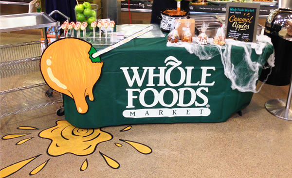 Below Is A Compilation Of Projects Done While Working For Whole Foods Market As The Lead Store Graphic Artist Sign Whole Food Recipes Whole Foods Market Food