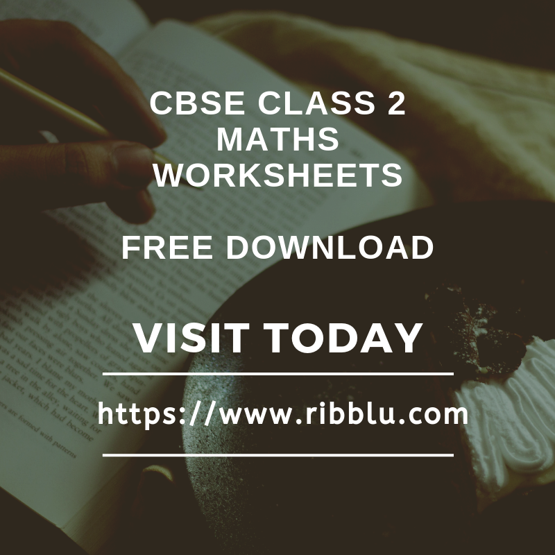 CBSE Class 2 Maths Worksheets Science worksheets