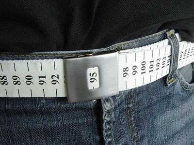 A belt I don't think I would want other people to see me wearing!