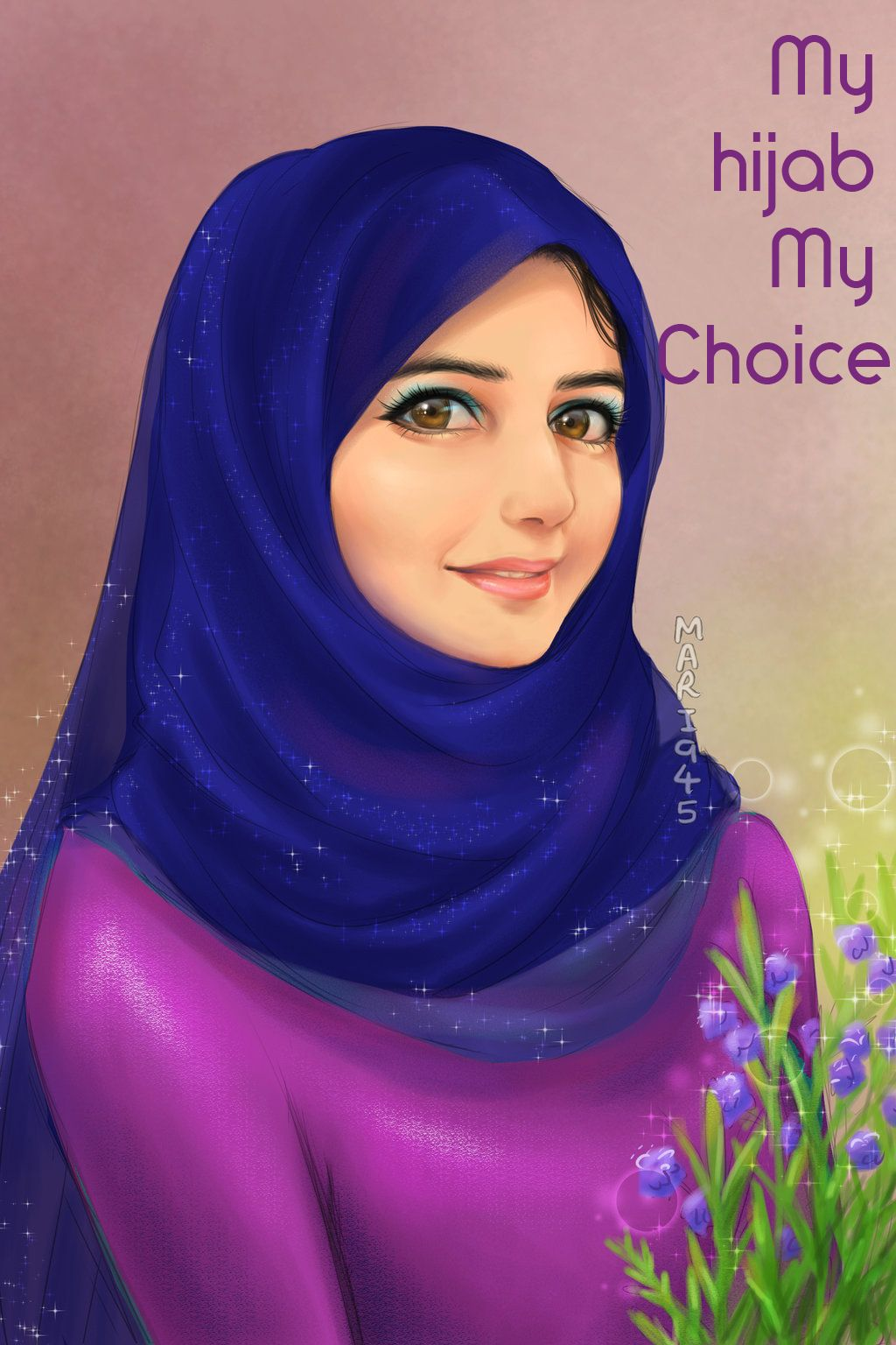 Dp For Girls Hijabi Girl Hijab Muslim Women Islam