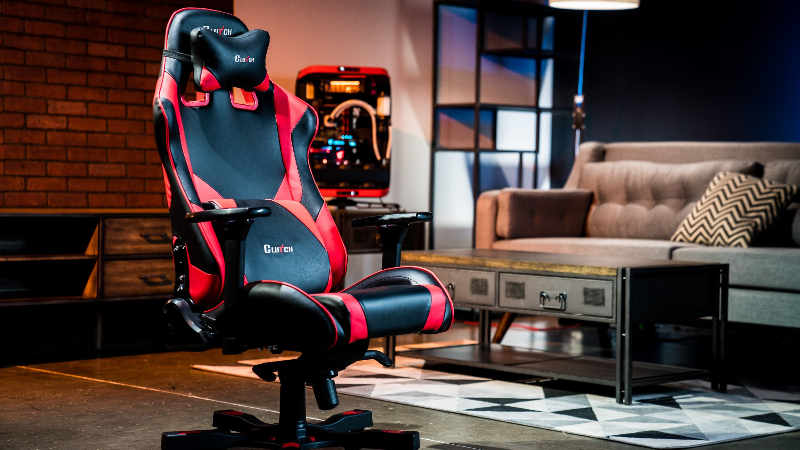 Admirable The 24 Best Ergonomic Pc Gaming Chairs Home Pc Gaming Ibusinesslaw Wood Chair Design Ideas Ibusinesslaworg