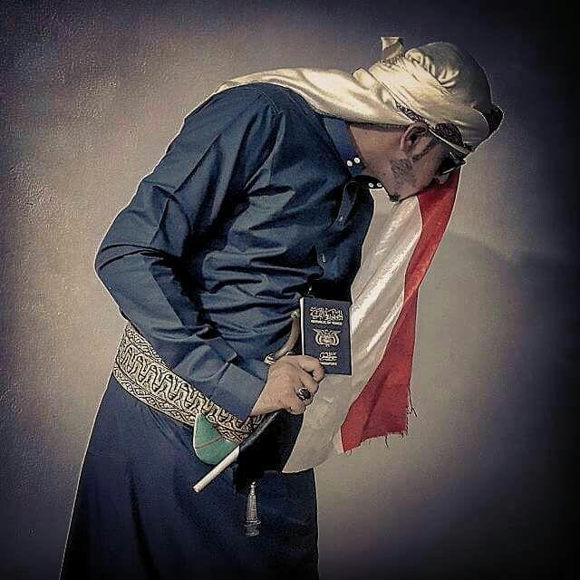 حبي لهارغم الظروف القاسيه رغم المحن امي اليمن