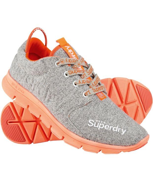 Superdry joggesko Lett og behagelig joggesko fra Superdry. God ventilasjon og myk såle.