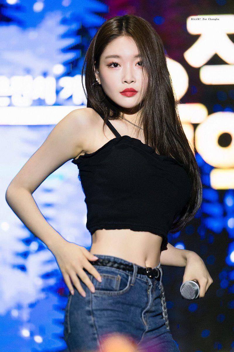 Chungha Pics Kchunghapics Twitter Kpop Girls Kpop Outfits Kpop Fashion