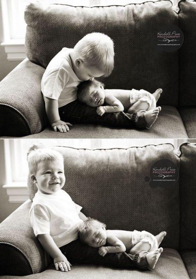 Kardeş Sevgisinin Bir Başka Olduğunu Ortaya Koyan İçinizi Isıtacak 19 Kare #relationships