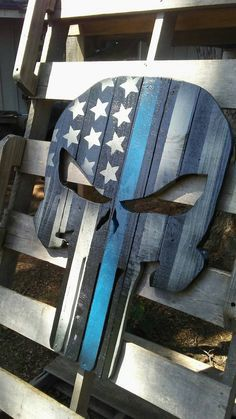 Check out this item in my Etsy shop https://www.etsy.com/listing/465097737/blue-lives-matters-punisher-skull-flag
