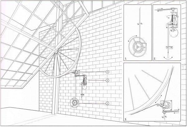 On The Nightstand Tom Kundig Houses Detailed Drawings Architecture Details Architecture Drawing