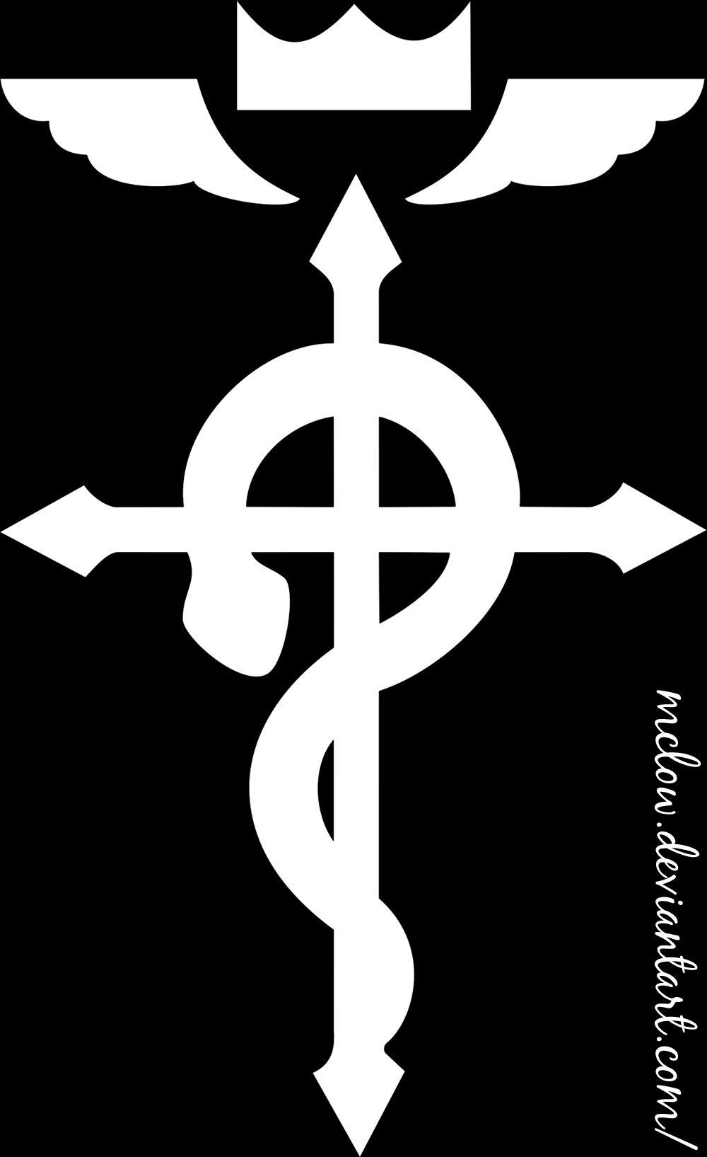 Fma Symbol Fullmetal Alchemist Pinterest Symbols Fullmetal