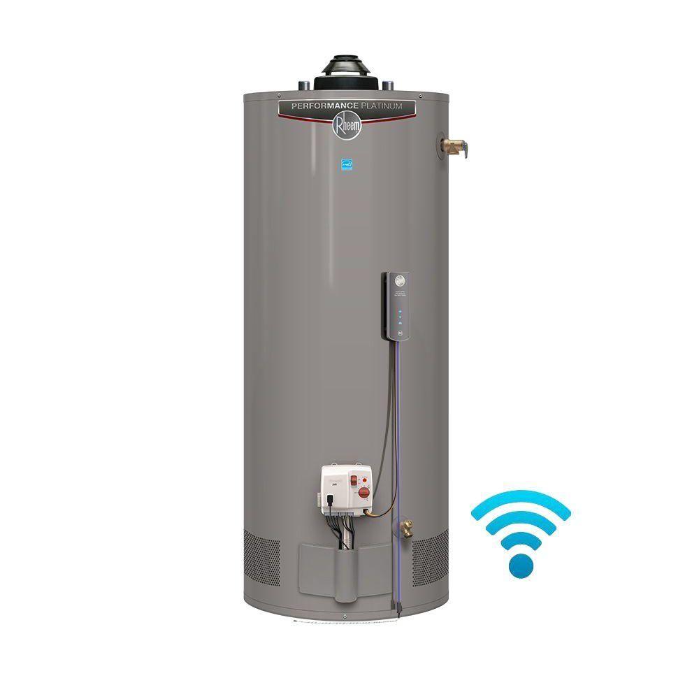 Rheem Performance Platinum 40 Gal Short 12 Year 36 000 Btu Liquid Propane Energy Star Tank Water Heater Xp40s12dm36u0 With Images Natural Gas Water Heater Gas Water Heater Water Heater