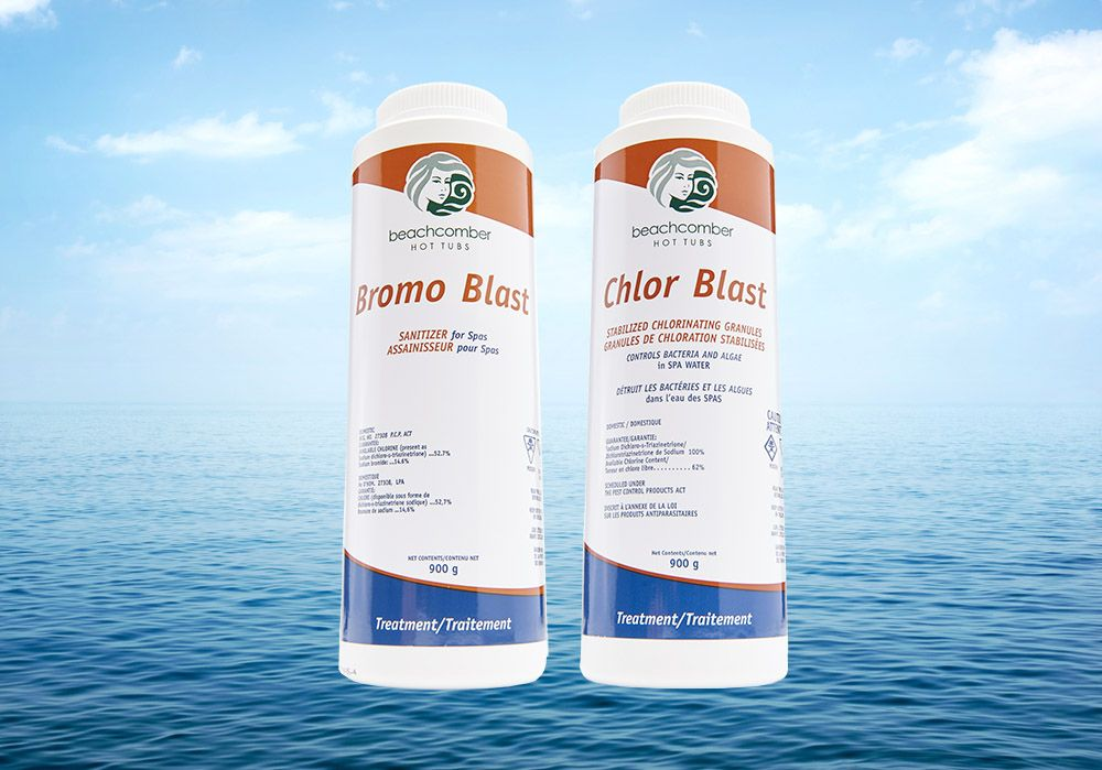 Chlorine vs. Bromine   Hot Tub Water Care   Pinterest