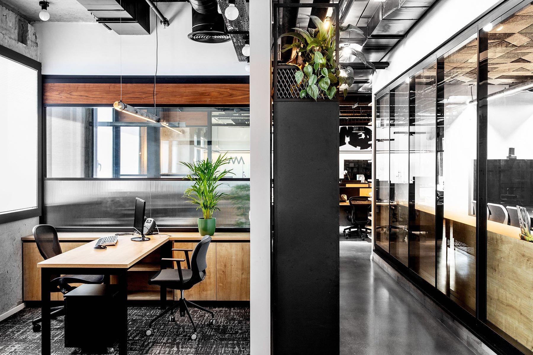 A Look Inside Art Medical S Biophilic Tel Aviv Office In 2020 Interior Architecture Design Office Interior Design Office Design