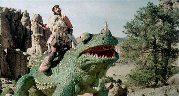 Ringo Starr Becomes a Stoner Cro-Magnon in 'Caveman' (With ...