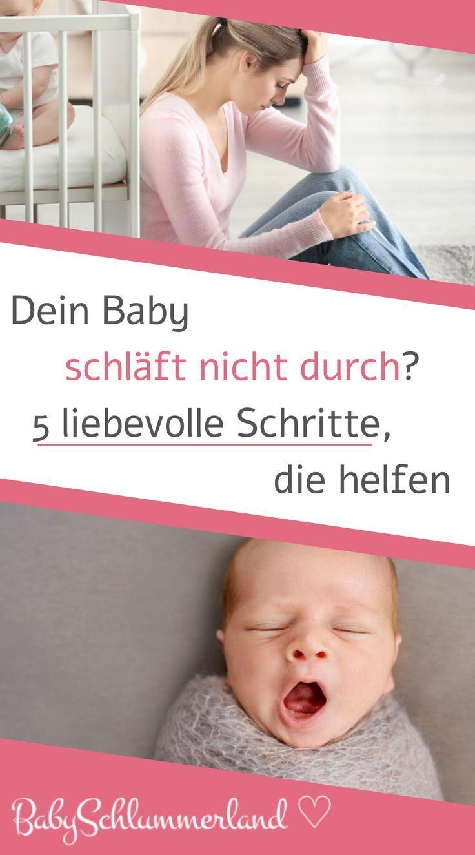 Endlich schlafen! Hilf JETZT deinem Baby beim