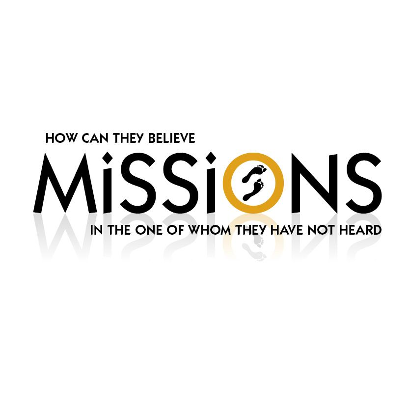 Missions Logo Make A Global Impact Life Purpose Words Faith