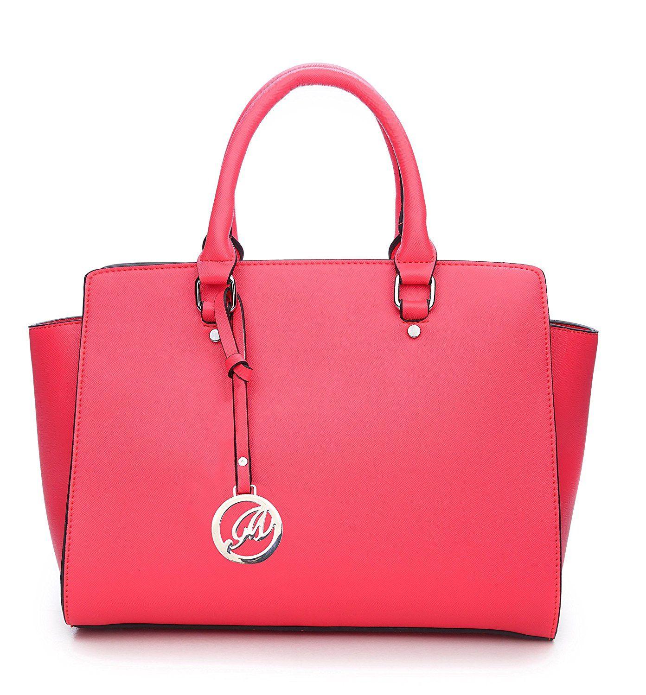 K664018l Mylux Women Fashion Designer Purse Handbag