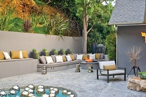 tendencias en decoracin de jardines para