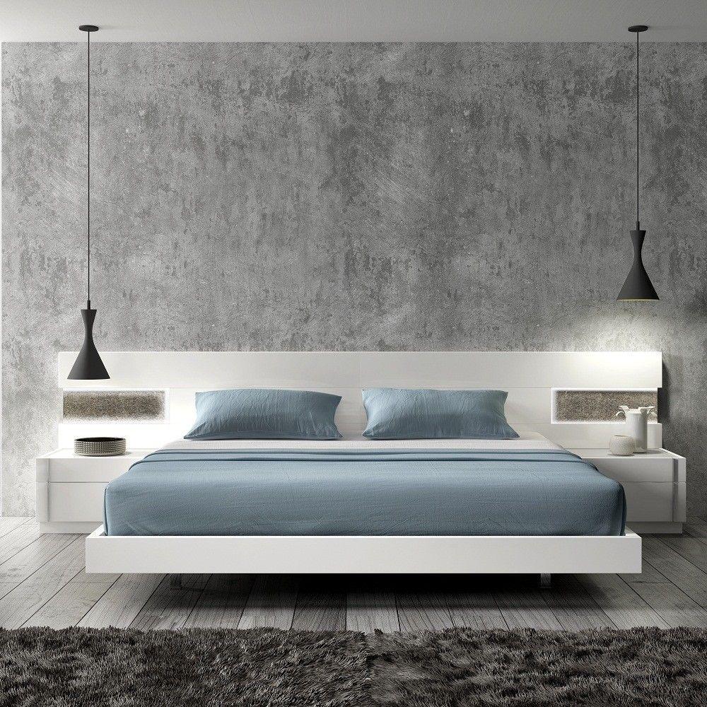 Moderne Schlafzimmer Möbel Idee - Wenn Sie in den Markt für ein neues Bett, betrachten Sie ein Bett mit Schubladen unter für zusätz...  #Wohnkultur #palletbedroomfurniture