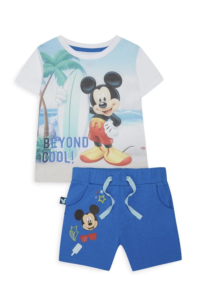 bbe589548 Primark - Conjunto de Mickey Mouse de bebé niño