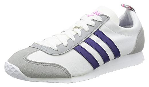 adidas Damen Hamburg Ausbilder, Grau (Trace GreyOff White