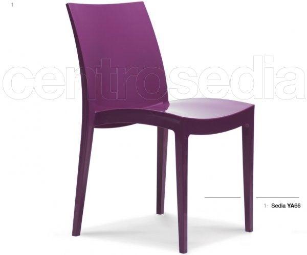 Yang Sedia Polipropilene | Sedie Polipropilene Design ...