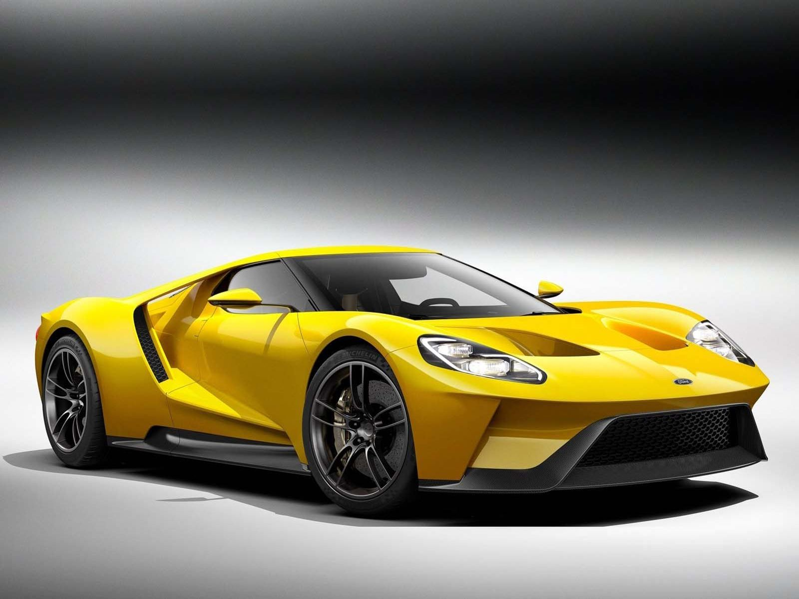 Yellow Ford Gt 2017 Wallpapers Photocolleges Com Ford Gt