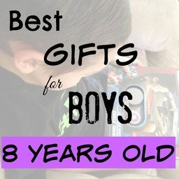Best Christmas Gifts For Boys 8 Years Old