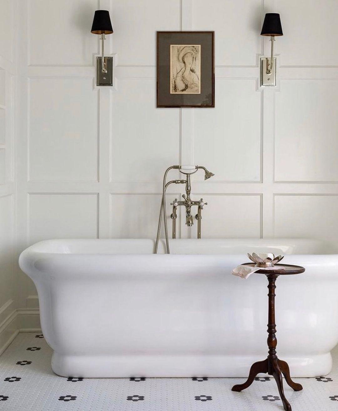 "Photo of Precision Cabinetry & Design's Instagram profile post: ""Loving this space by @m_m_interior_design via @wtrwrks  . . . #homedecor #decor #homedesign #interior #interiors"""