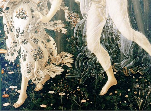 "(Source: <a href=""http://arbolae.tumblr.com/post/41049906433/la-primavera-detail-sandro-botticelli"" title=""arbolae"">arbolae</a>, via <a href=""http://talisman.tumblr.com/post/119435243253"">talisman</a>)"